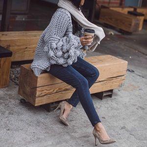 Sweaters - Oversized chunky knit